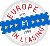 Europe N°1 leasing